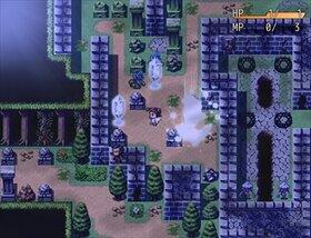 月夜の森のウサギサル Game Screen Shot2