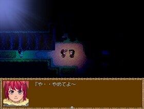 月夜の森のウサギサル Game Screen Shot3