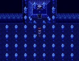 月夜の森のウサギサル Game Screen Shot4