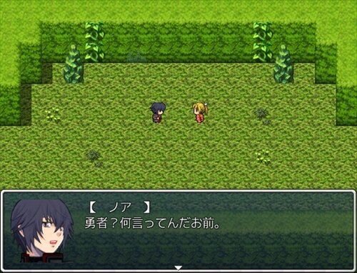 シロクロユウシャ Noa Game Screen Shot1