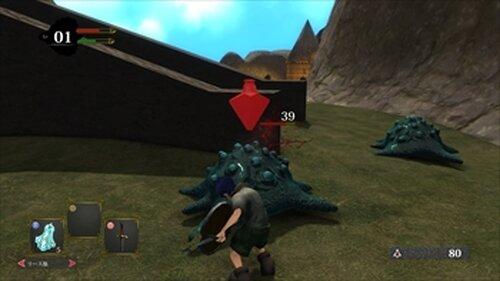 ロストノーズ ver.2 Game Screen Shot2
