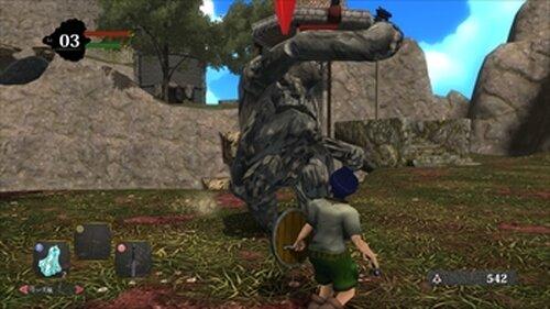 ロストノーズ ver.2 Game Screen Shot4