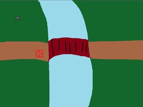 タイムシューティング(β版) Game Screen Shot1