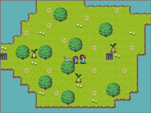アルルーナの冒険 Game Screen Shot1