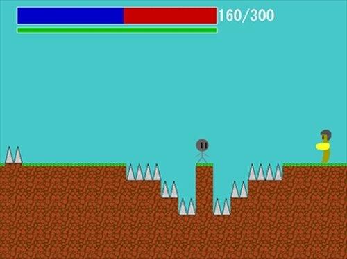 棒太郎の冒険 Game Screen Shot4