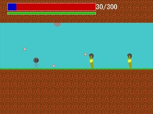 棒太郎の冒険 Game Screen Shot5