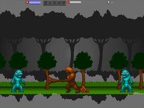 モンスターリップ Game Screen Shot2