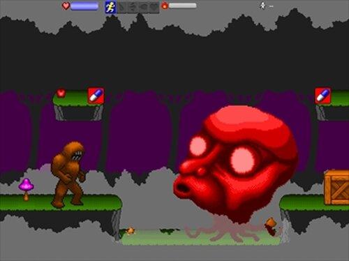モンスターリップ Game Screen Shots