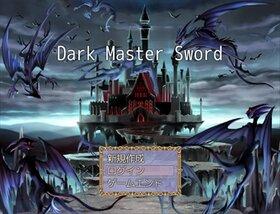 Dark Master Sword Game Screen Shot2