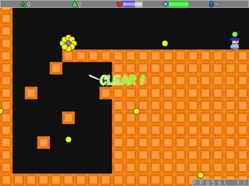 新・アクション Game Screen Shot3