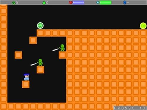 新・アクション Game Screen Shots