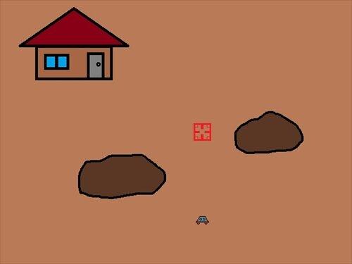 ロックオンシューティング Game Screen Shot1