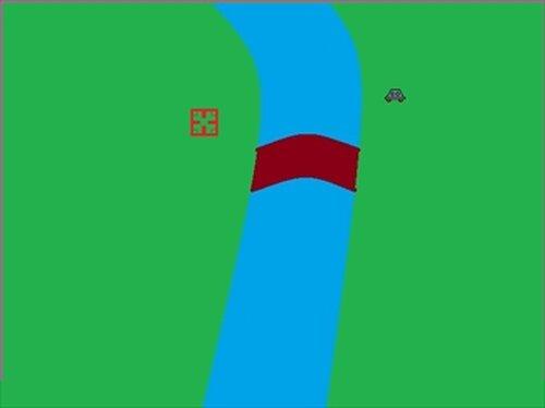 ロックオンシューティング Game Screen Shot4