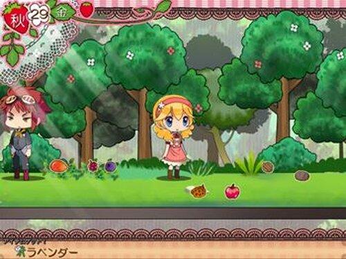 ストロベルパティ~小さな町のパティシエール~ Game Screen Shot3