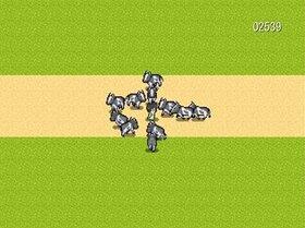 牛追い祭り~四面楚歌~ Game Screen Shot3