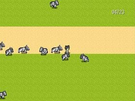 牛追い祭り~四面楚歌~ Game Screen Shot4