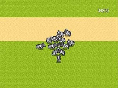 牛追い祭り~四面楚歌~ Game Screen Shots