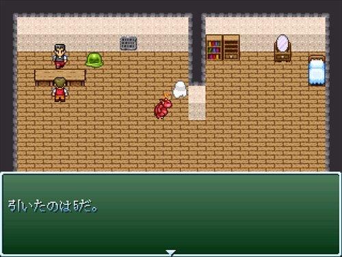 ブラックジャック THEツクール Game Screen Shot