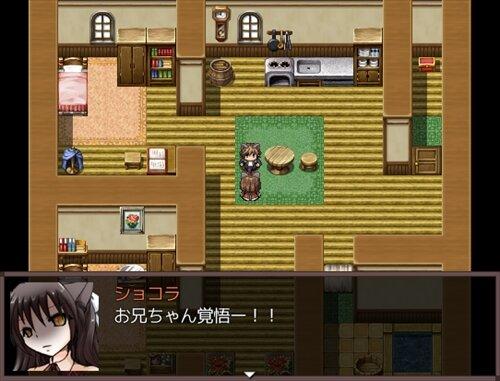 ねこみみにっつ Game Screen Shot1