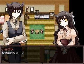 ねこみみにっつ Game Screen Shot2