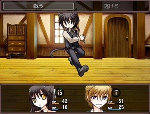 ねこみみにっつ Game Screen Shots