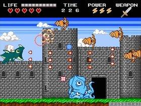 TOFU ADVENTURE(トーフアドベンチャー) Game Screen Shot4