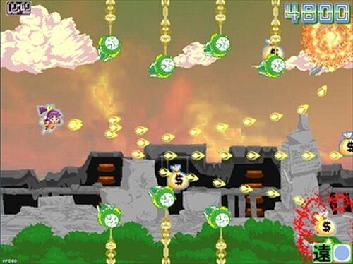 ミキウォーズ・プラス Game Screen Shot3