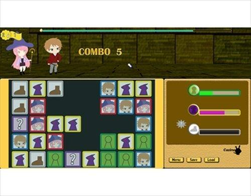 ガブリエルの塔 Game Screen Shots