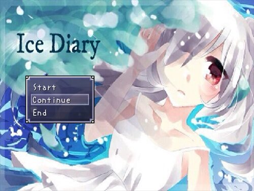 Ice Diary Game Screen Shot1