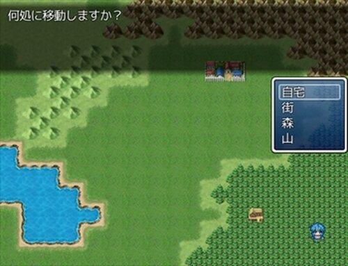 死神様の休日 Game Screen Shot2
