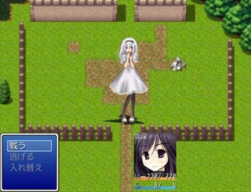 魔法少女たちの試練 Game Screen Shot4