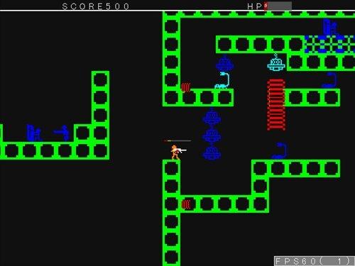 うつきるまもる Game Screen Shot