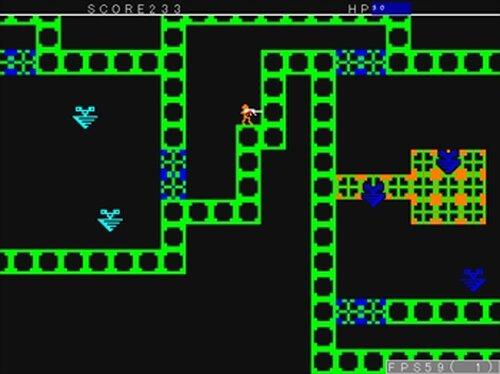 うつきるまもる Game Screen Shots