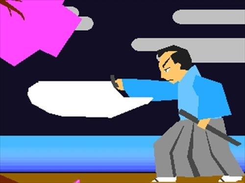 花びら切り Game Screen Shot3