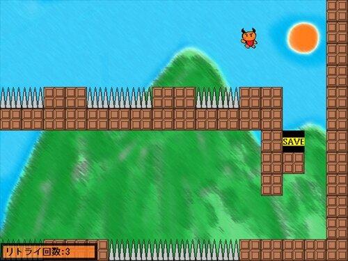 クワガタ君の大冒険 Game Screen Shot1
