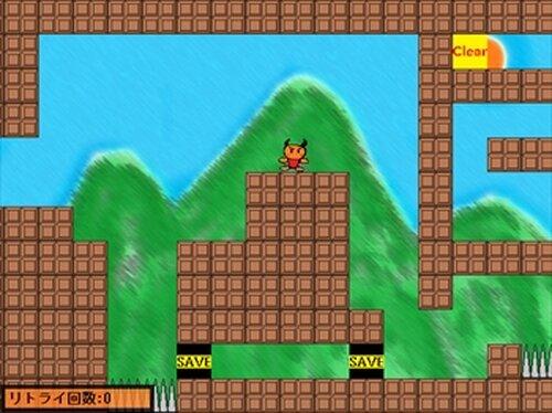 クワガタ君の大冒険 Game Screen Shot3