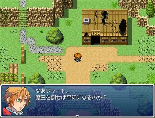 ポリマグワード Game Screen Shot