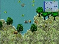 フィルスォーズのゲーム画面