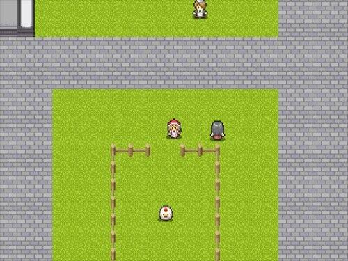 赤ずきんの大冒険 Game Screen Shot1