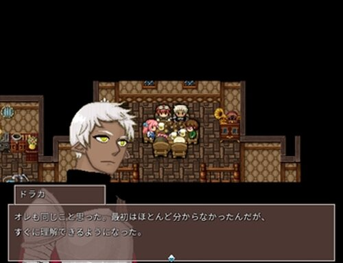 Lv1 勇士 Game Screen Shot2