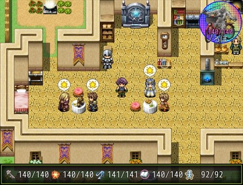 Deadly Field Fusion v4.00 Game Screen Shot1
