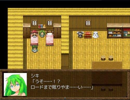 森の塔の眠り姫 Game Screen Shot1