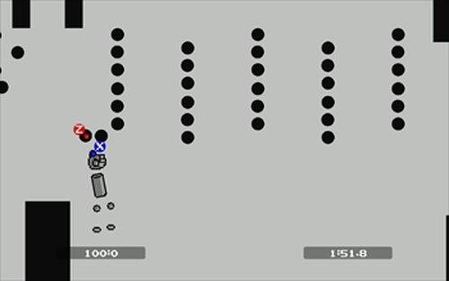 がんばれ!うんていロボ Game Screen Shot3