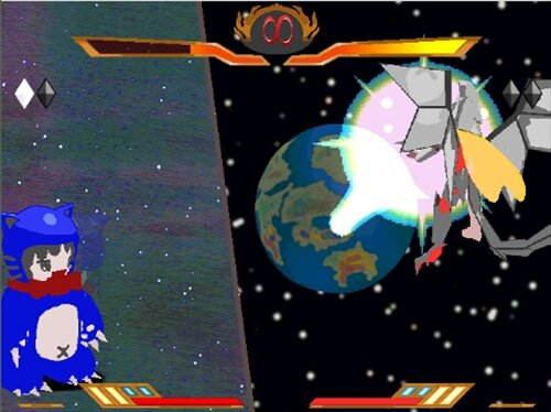 魔法少女戦記ウィッチハンター Game Screen Shot1