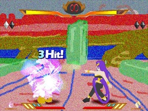 魔法少女戦記ウィッチハンター Game Screen Shot3
