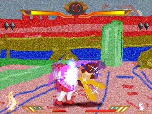 魔法少女戦記ウィッチハンター Game Screen Shot5