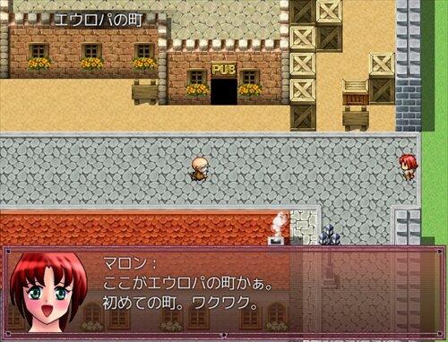 剣士アランと出会いの物語(ふりーむ版) Game Screen Shot1