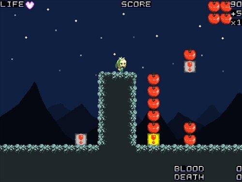 いんふぇるの参! Game Screen Shot1