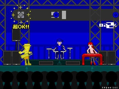 未来楽団グルーヴィオ Game Screen Shot1
