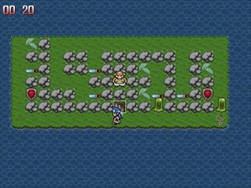 つかぼんのオモチャ島 Game Screen Shot5